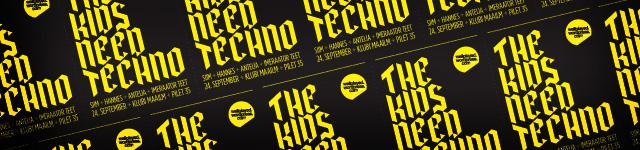 The Kids Need Techno 8